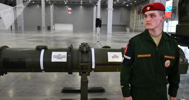 """Bị Mỹ đòi hủy tên lửa, Nga mở họp báo """"ba mặt một lời"""" - 7"""