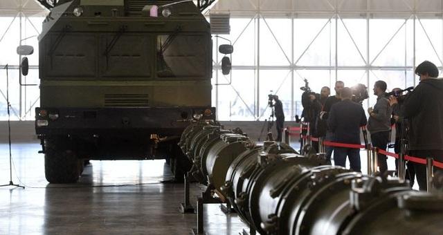 """Bị Mỹ đòi hủy tên lửa, Nga mở họp báo """"ba mặt một lời"""" - 9"""
