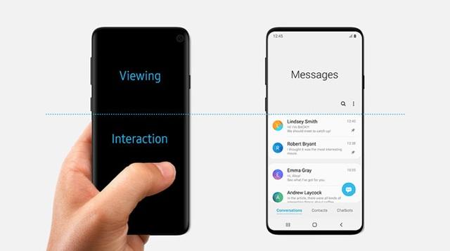 Phác họa chân dung Samsung Galaxy S10 qua các tin đồn - 7