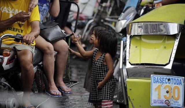 Mục tiêu mới trong cuộc chiến chống ma túy tại Philippines: Những đứa trẻ 9 tuổi - 1