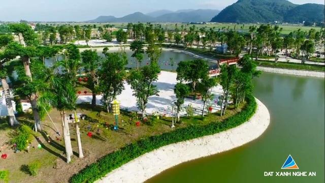 Giá trị sinh lời đột phá của biệt thự view hồ Xuân An Green Park - 1