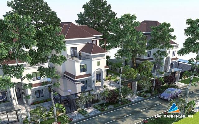 Giá trị sinh lời đột phá của biệt thự view hồ Xuân An Green Park - 2