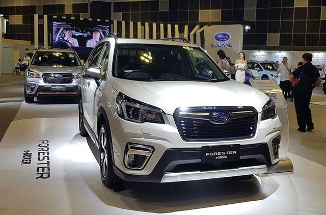 Subaru đóng cửa nhà máy tại Nhật: Thị trường Việt Nam có bị ảnh hưởng? - 2