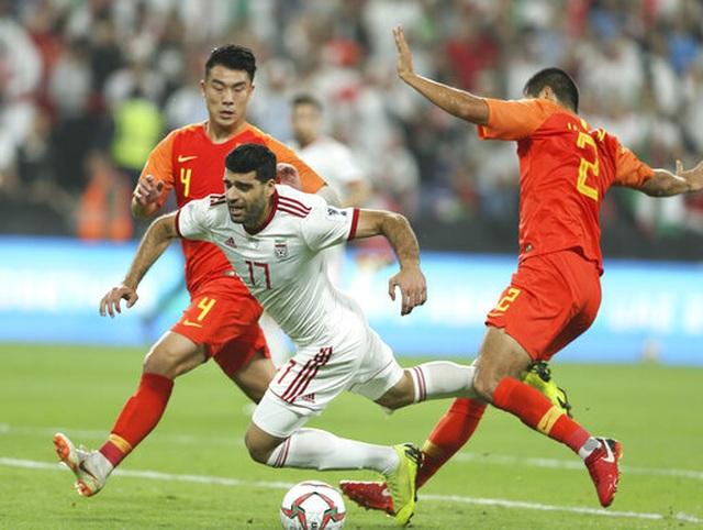 Iran 3-0 Trung Quốc: Chiến thắng toàn diện - 8