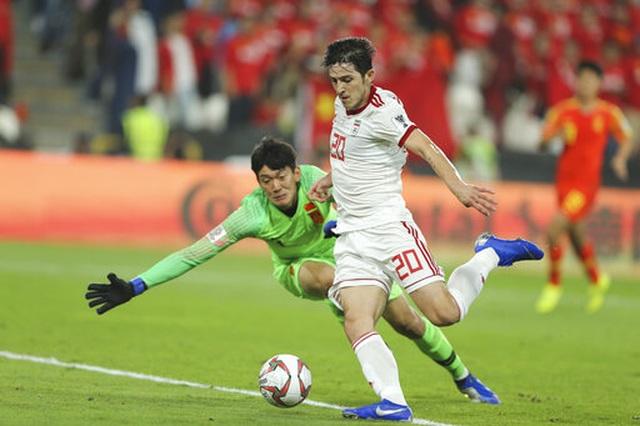 Iran 3-0 Trung Quốc: Chiến thắng toàn diện - 6