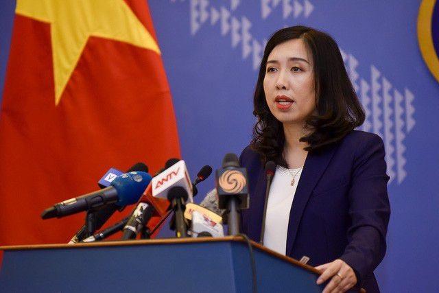 Bộ Ngoại giao: Việt Nam mong muốn Venezuela hòa bình, ổn định - 1