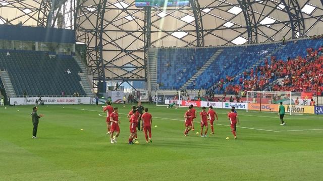 Việt Nam 0-1 Nhật Bản: Thua trong thế ngẩng cao đầu - 13