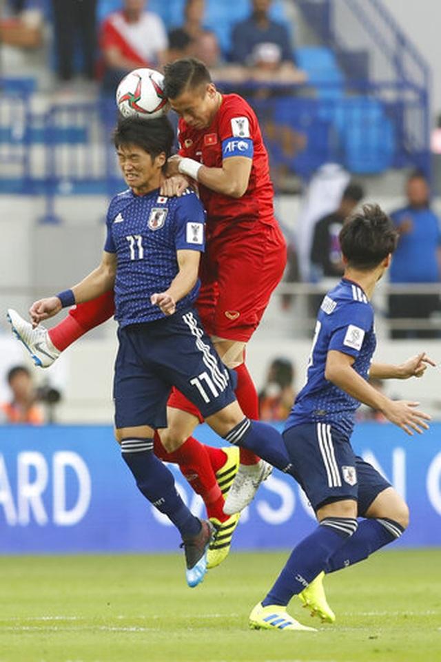 Việt Nam 0-1 Nhật Bản: Thua trong thế ngẩng cao đầu - 10