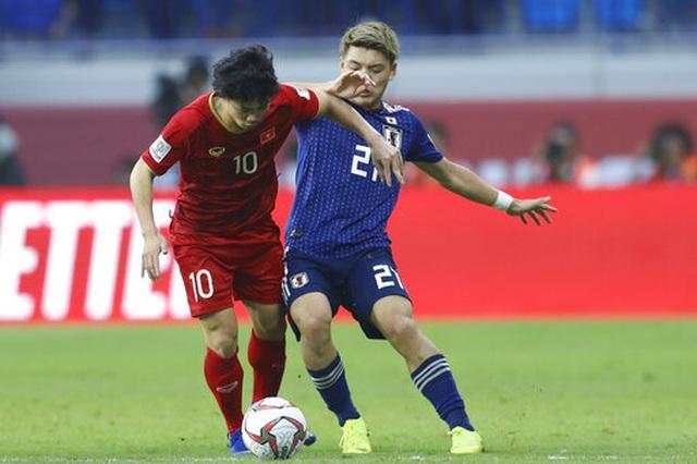 Việt Nam 0-1 Nhật Bản: Thua trong thế ngẩng cao đầu - 5