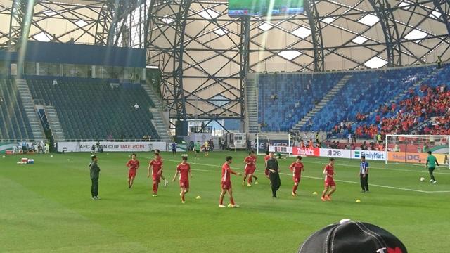 Việt Nam 0-1 Nhật Bản: Thua trong thế ngẩng cao đầu - 12