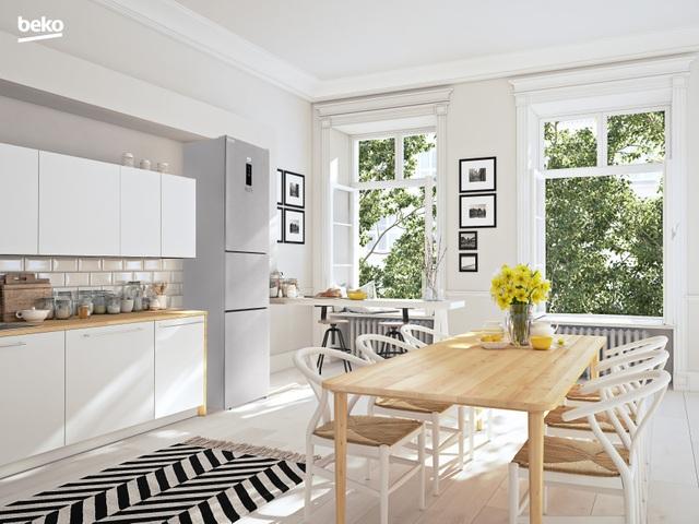 Tại sao người Châu  Âu ưa chuộng màu trắng khi thiết kế nhà? - 1