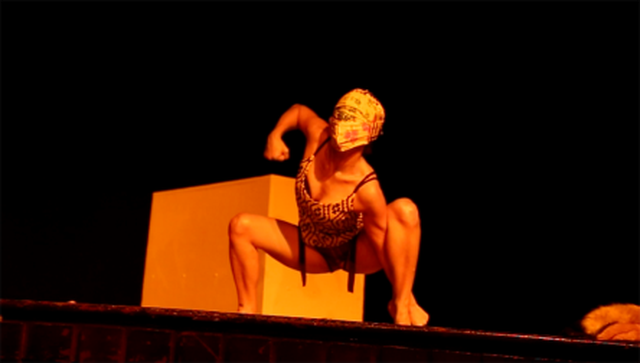 Suboi ma mị hát ráp kết hợp cùng nghệ sĩ múa đương đại người Pháp - 3