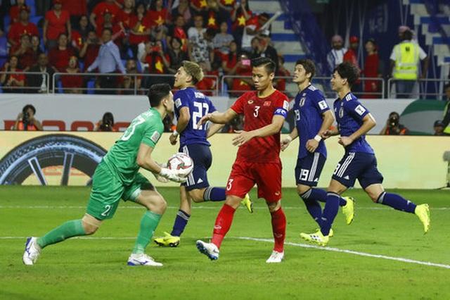Xuất sắc trước Nhật Bản, Văn Lâm có cơ hội tranh giải thủ môn hay nhất - 1
