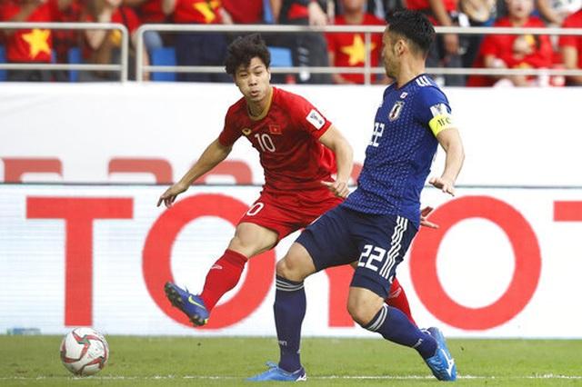 Việt Nam 0-1 Nhật Bản: Thua trong thế ngẩng cao đầu - 9