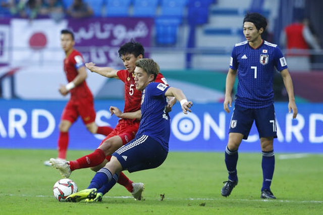 Việt Nam 0-1 Nhật Bản: Thua trong thế ngẩng cao đầu - 7