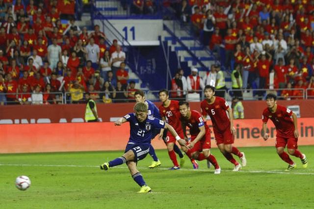 Việt Nam 0-1 Nhật Bản: Thua trong thế ngẩng cao đầu - 4
