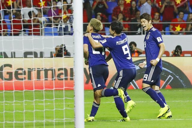 Việt Nam 0-1 Nhật Bản: Thua trong thế ngẩng cao đầu - 1