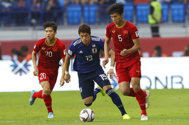 The value of Vietnamese players rose sharply after the Asian Cup 2019-1