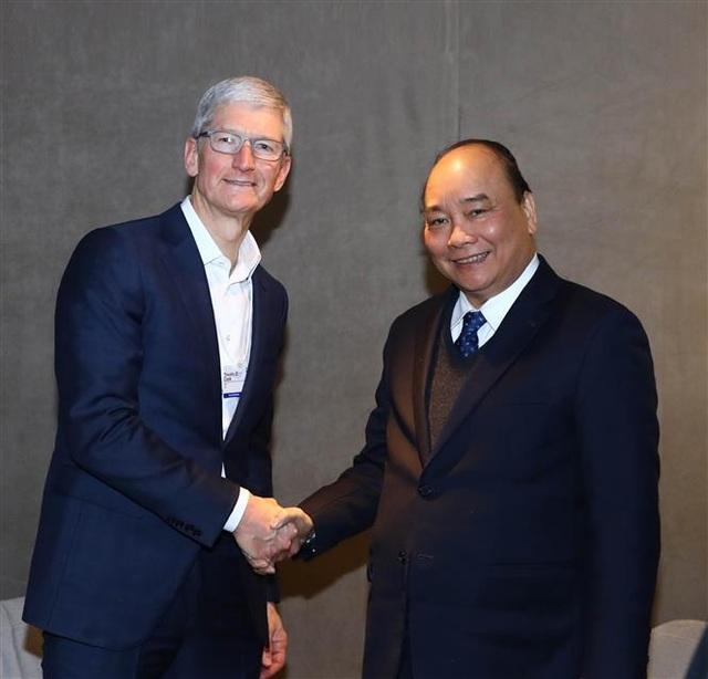 """Thủ tướng: """"Hãy đến và tạo ra các sản phẩm 4.0 tại Việt Nam"""" - 1"""