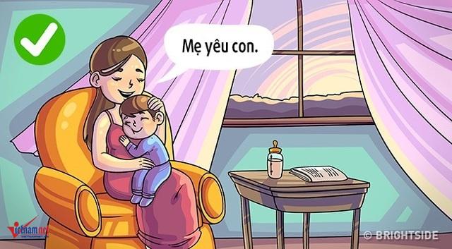 11 câu có tác dụng kỳ diệu khi cha mẹ nói với con cái - 1