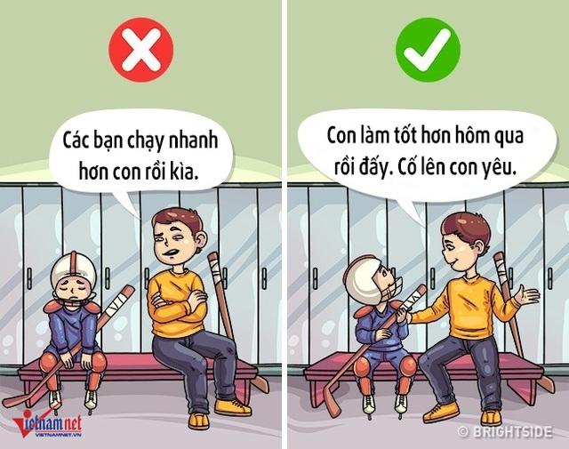 11 câu có tác dụng kỳ diệu khi cha mẹ nói với con cái - 2