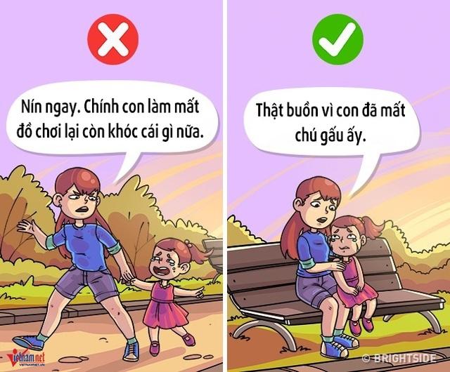 11 câu có tác dụng kỳ diệu khi cha mẹ nói với con cái - 4