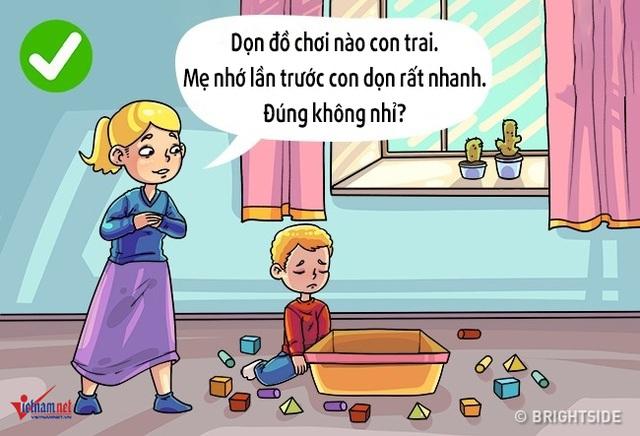11 câu có tác dụng kỳ diệu khi cha mẹ nói với con cái - 7