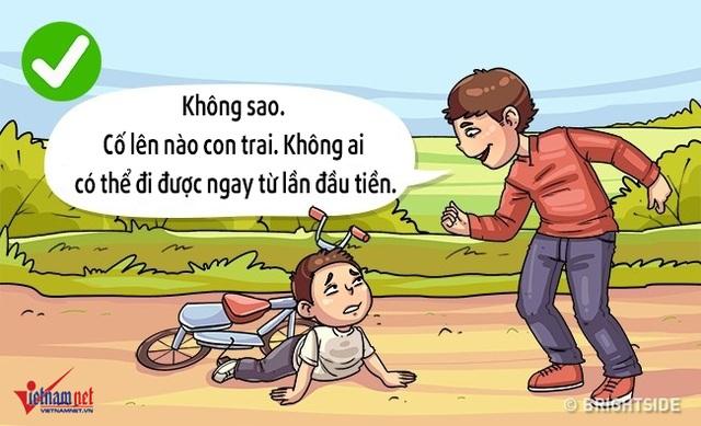11 câu có tác dụng kỳ diệu khi cha mẹ nói với con cái - 8