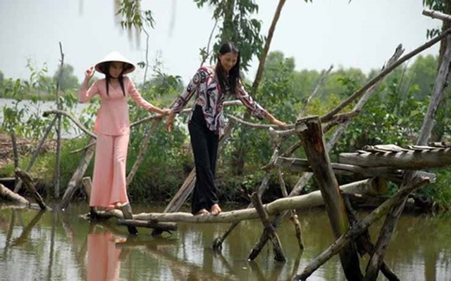 """Những """"cây cầu đáng sợ nhất"""" thế giới, trong đó có cầu khỉ Việt Nam  - 14"""