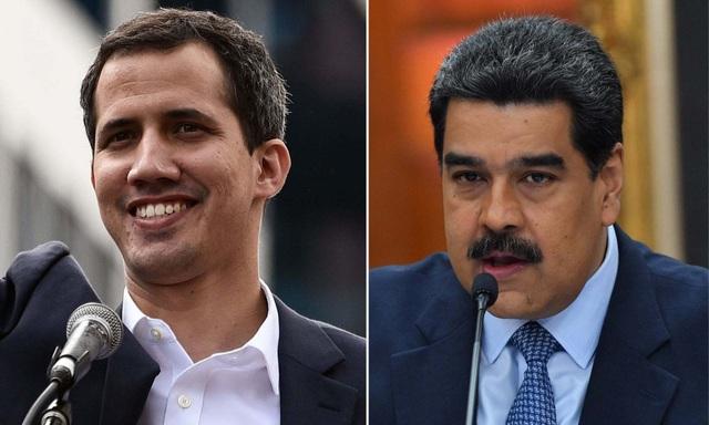 """""""Tổng thống tự phong"""" Venezuela ra điều kiện """"ân xá"""" cho tổng thống đương nhiệm - 1"""