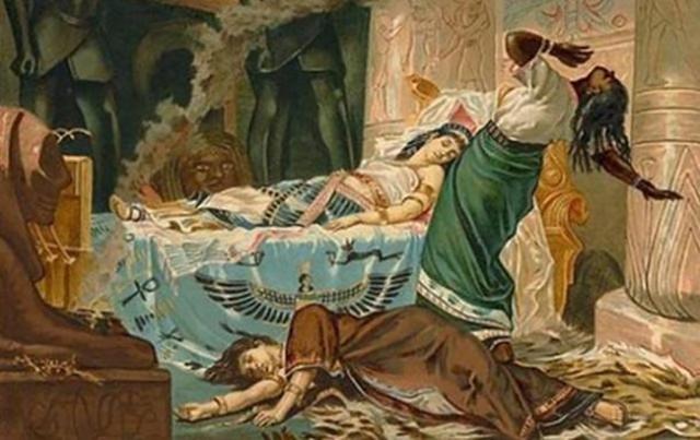 Đã tìm thấy ngôi mộ bí ẩn của của Nữ hoàng Cleopatra? - 1