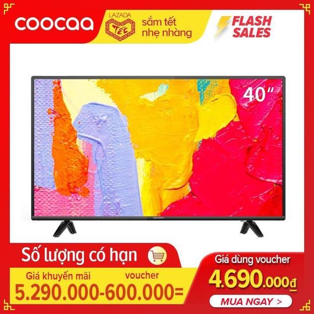 "Tivi Coocaa ""Best - selling"" trong mùa Tết Kỷ Hợi - 5"