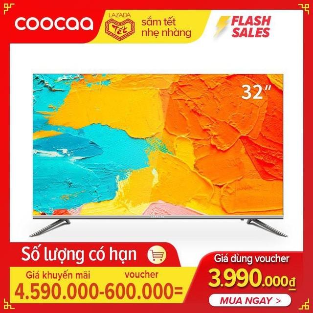 "Tivi Coocaa ""Best - selling"" trong mùa Tết Kỷ Hợi - 6"