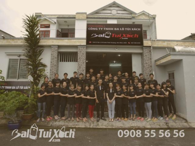 BaloTuiXach tiên phong trong ngành ba lô túi xách chuyên nghiệp - 1