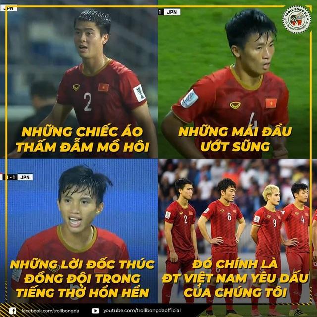 Dân mạng trong nước và quốc tế thán phục màn thi đấu ngoan cường của tuyển Việt Nam - 1