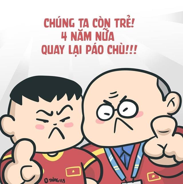 Dân mạng trong nước và quốc tế thán phục màn thi đấu ngoan cường của tuyển Việt Nam - 8
