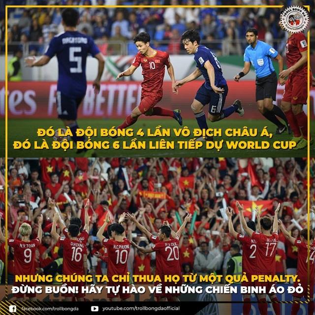 Dân mạng trong nước và quốc tế thán phục màn thi đấu ngoan cường của tuyển Việt Nam - 2