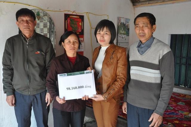 Bạn đọc giúp chị Nguyễn Thị Ngót hơn 98 triệu đồng - 4
