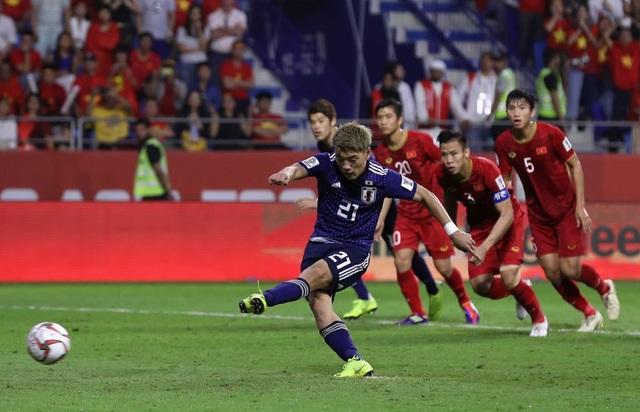 Báo chí thế giới khen ngợi sự quả cảm của đội tuyển Việt Nam trước Nhật Bản - 1