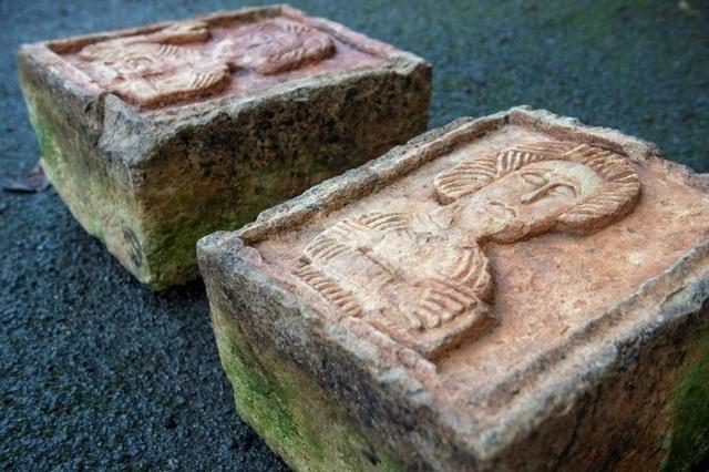 Khó tin: 2 tảng đá chỏng chơ ngoài vườn là báu vật trị giá 3 tỷ đồng - 1