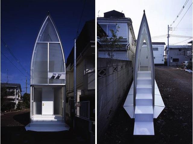 Những căn nhà siêu dị nhưng vẫn đẹp rụng rời nhìn là biết chỉ có thể là Nhật Bản - 10..jpg