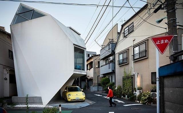 Những căn nhà siêu dị nhưng vẫn đẹp rụng rời nhìn là biết chỉ có thể là Nhật Bản - 11..jpg