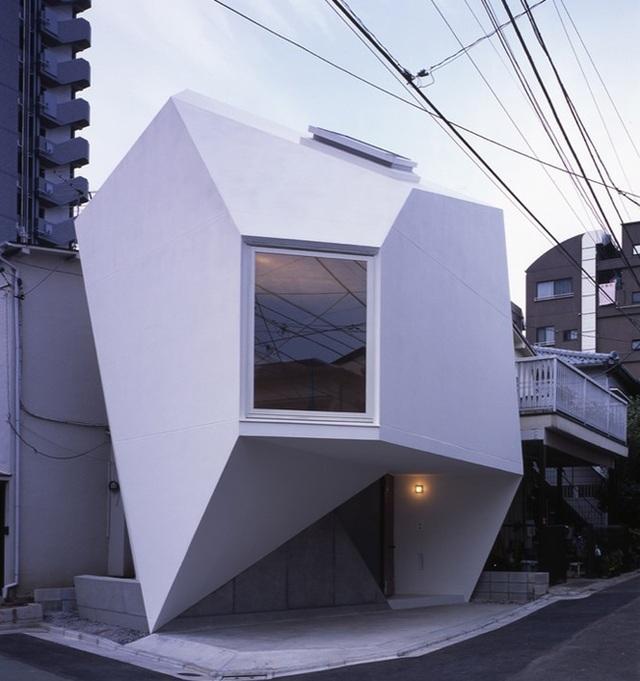 Những căn nhà siêu dị nhưng vẫn đẹp rụng rời nhìn là biết chỉ có thể là Nhật Bản - 12..jpg