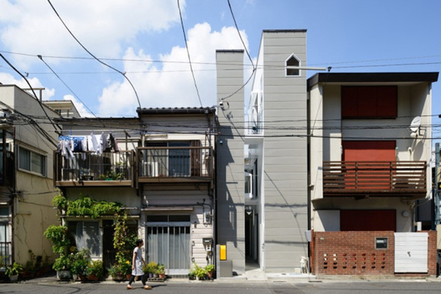 Những căn nhà siêu dị nhưng vẫn đẹp rụng rời nhìn là biết chỉ có thể là Nhật Bản - 15..jpg