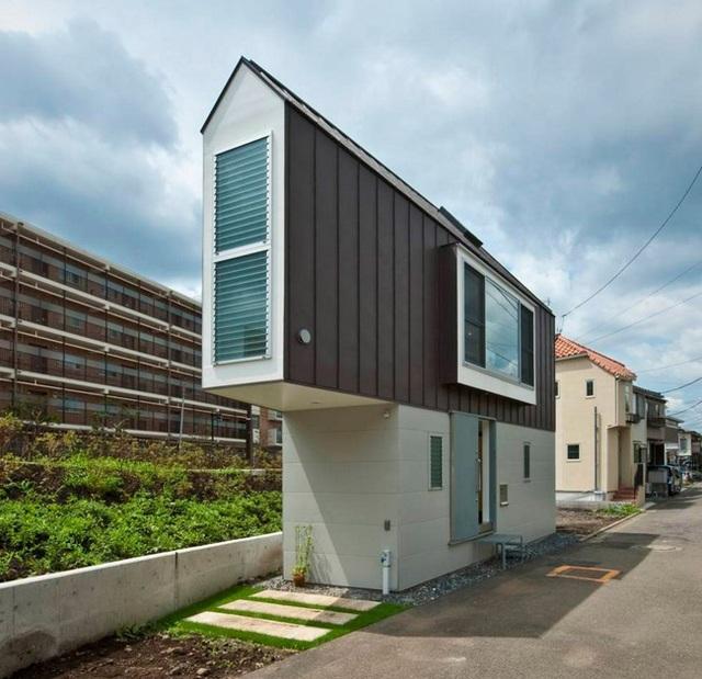 Những căn nhà siêu dị nhưng vẫn đẹp rụng rời nhìn là biết chỉ có thể là Nhật Bản - 2..jpg