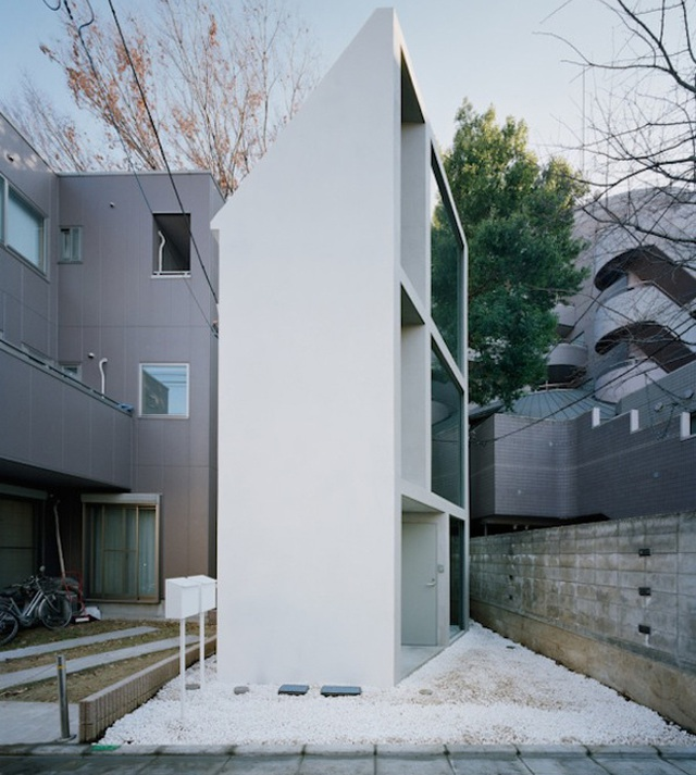 Những căn nhà siêu dị nhưng vẫn đẹp rụng rời nhìn là biết chỉ có thể là Nhật Bản - 6..jpg