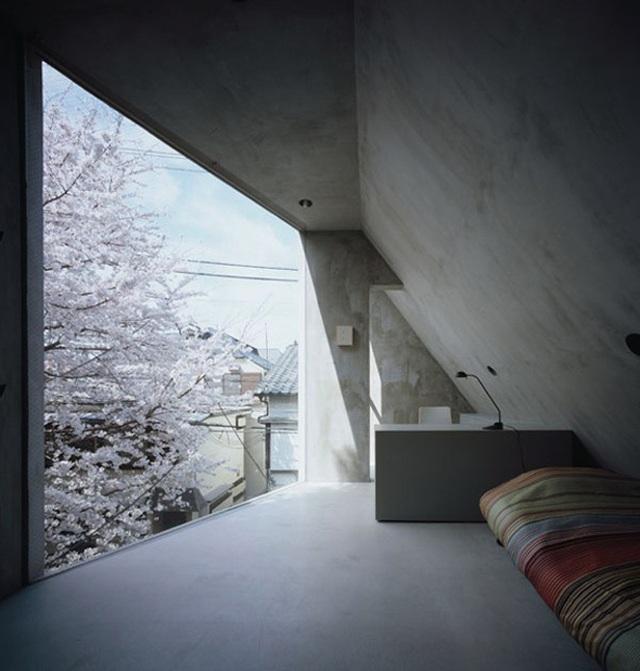 Những căn nhà siêu dị nhưng vẫn đẹp rụng rời nhìn là biết chỉ có thể là Nhật Bản - 8..jpg