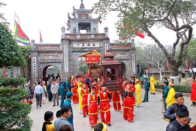 Những lễ hội đầu Xuân được mong đợi nhất trong dịp tết Nguyên Đán - 1