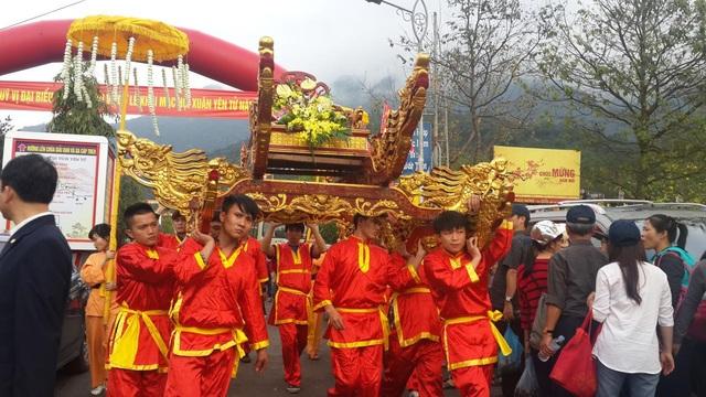 Những lễ hội đầu Xuân được mong đợi nhất trong dịp tết Nguyên Đán - 3