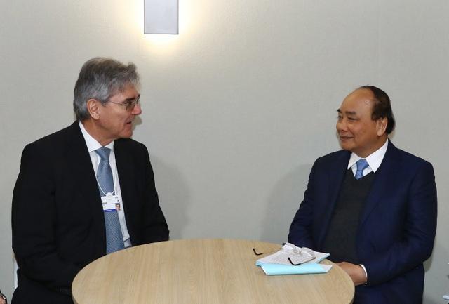 Thủ tướng: Việt Nam sẽ cạnh tranh bằng sáng tạo nhờ Cách mạng 4.0 - 1